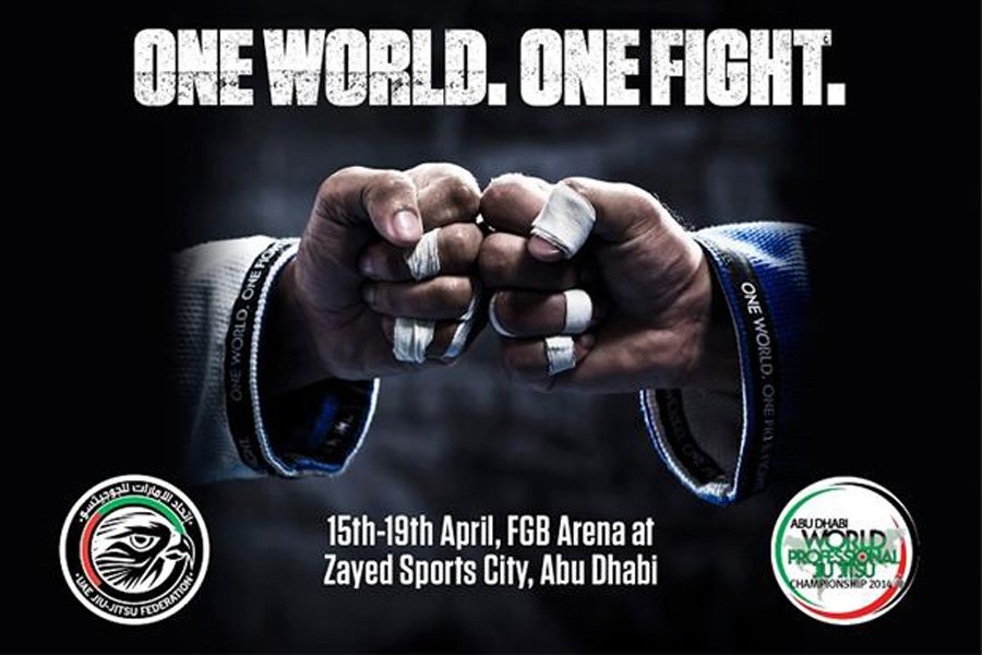 Abu Dhabi World Professional Jiu-Jitsu Championship 2014 & World Jiu-Jitsu Children's Cup