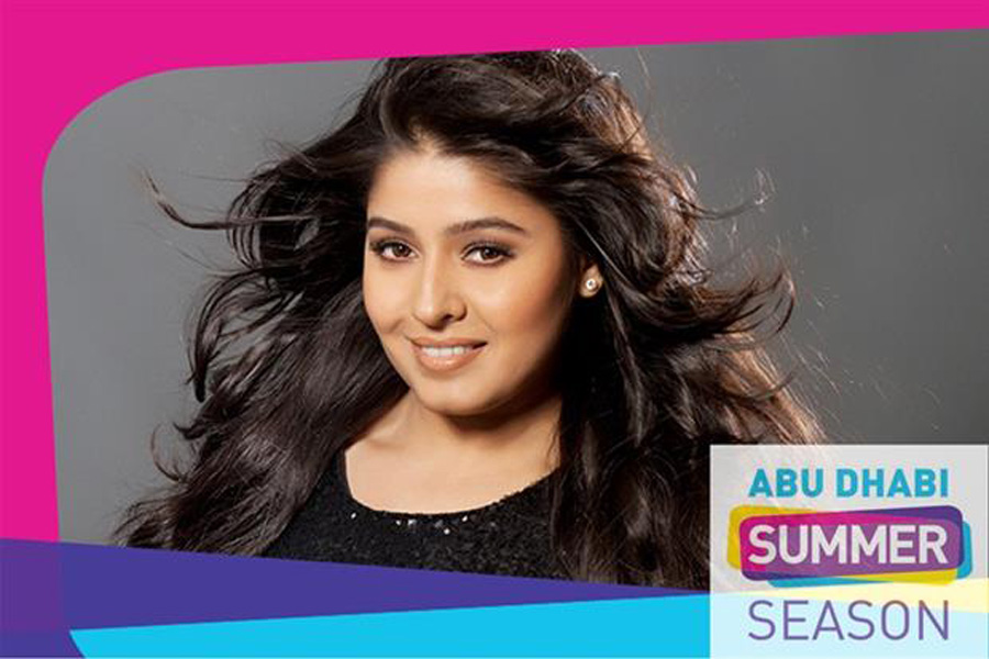 Bollywood Spectacle with Sunidhi Chauhan