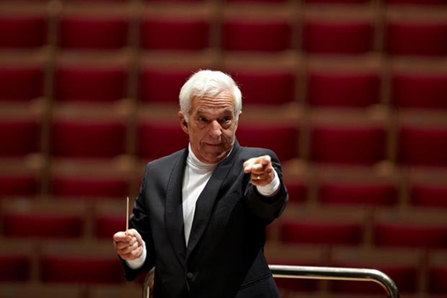 Vladimir Ashkenazy & The European Union Youth Orchestra with Gautier Capuçon, cello