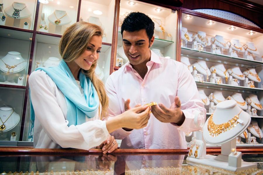 Madinat Zayed Shopping Centre & Gold Centre