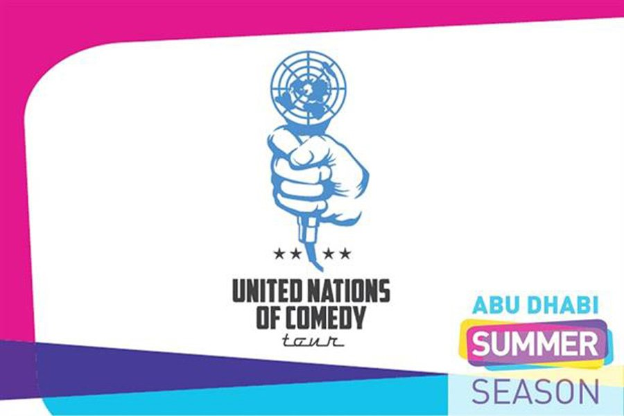 United Nations of Comedy II