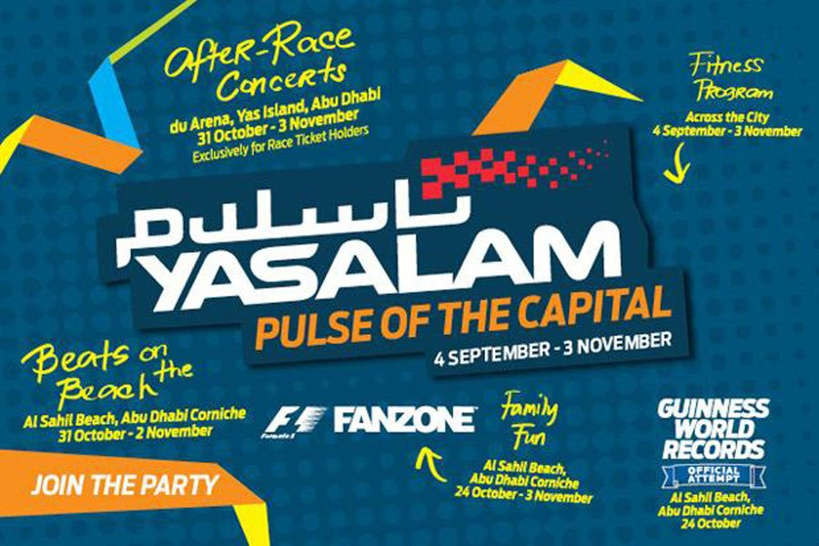 50 days of fun and entertainment with the Yasalam festival
